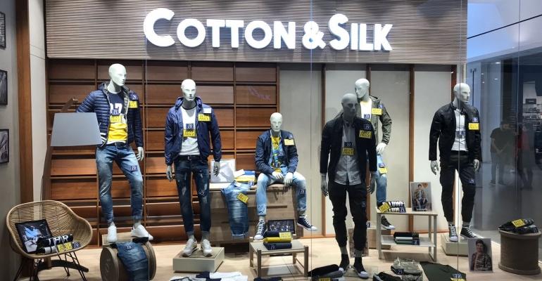 Cotton & Silk Conegliano Centro Commerciale Conè