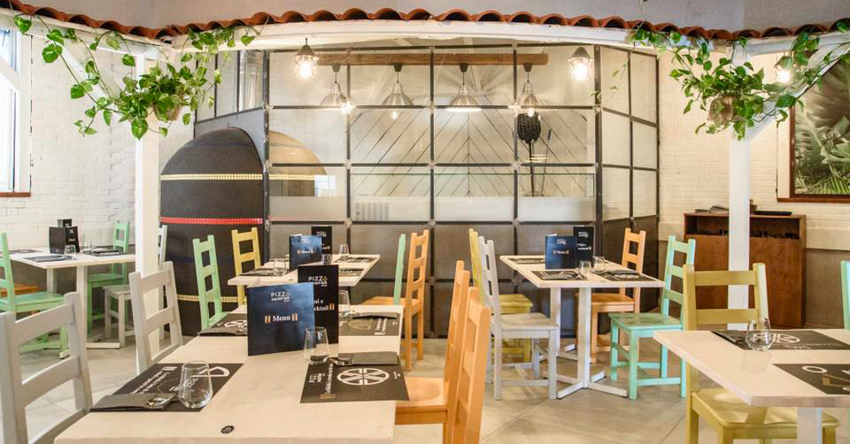 Pizza social lab Archemotion